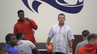 2016 South Alabama Football: Surprise Scholarship