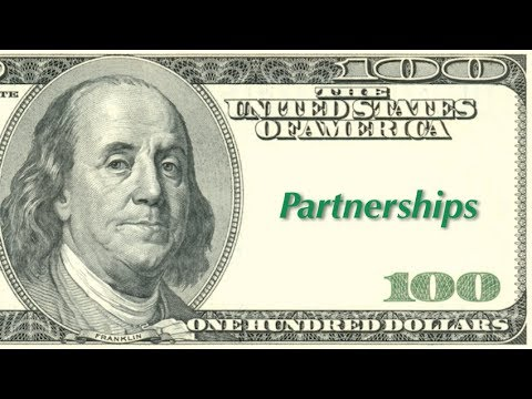 Economics :: Partnerships (Wk 2, Pt B)