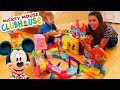 Download MICKEY MOUSE & Minnie Mouse Disney Town With A Cars Track & Amusement Park