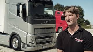 Volvo Trucks – Nieuw brandstofrecord voor nieuwe Volvo FH met I-Save