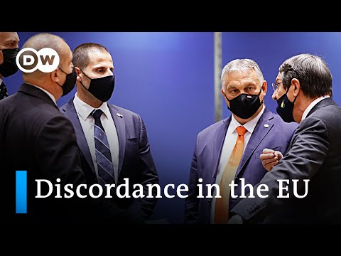 EU Summit: Disagreements on Hungary and Russia reveal rifts in the EU   DW News