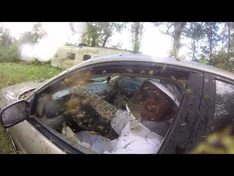 Eric Hunter - Yellow Jacket Nest As Big As A Car