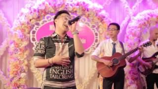 Trót Yêu - Trung Quân Idol live tại đám cưới Tùng Acoustic