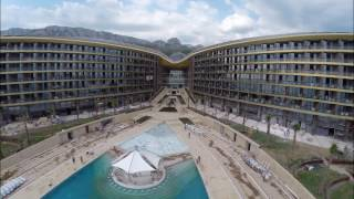 Rixos Yalta Mriya 5* DJI PHANTOM 2  (Norman Foster)(Skyview)