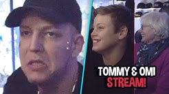 Tommy wirft Wasser zum 3. Mal um! 🤣 Stream mit Tommy & Omi 😍 MontanaBlack Highlights