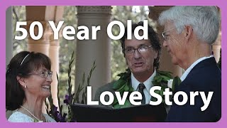 a wedding story love marriage after 50 years apart