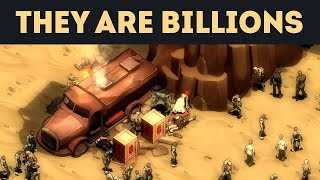 Нужно больше баллист на 500% в They Are Billions!
