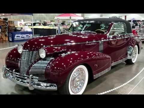 L.A. Classic Car Show Walk Through 1-27-17