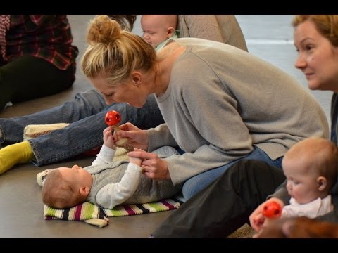 Little Notes Lullaby Lounge: 0-9 month baby music classes