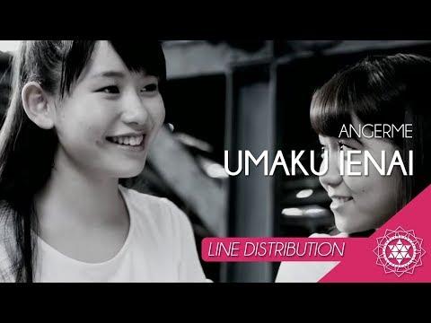 ANGERME - Umaku