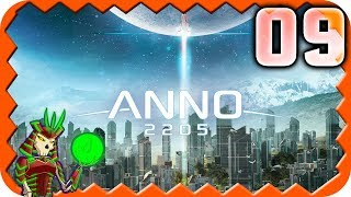 ANNO 2205 | The Perfect Storm | 9 | Let's Play Anno 2205 Gameplay