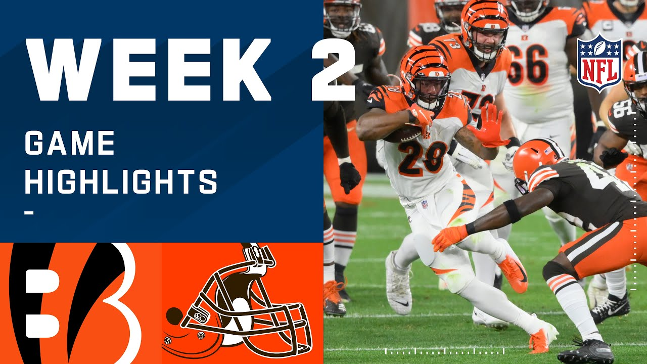 Browns vs. Bengals game recap: Everything we know