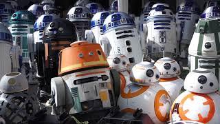 R2LA 2017: Star Wars robot builders meeting