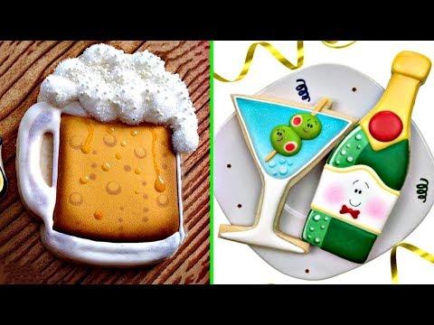 Amazing Cookies Art Decorating Compilation | Satisfying Cake Decorating Videos #64