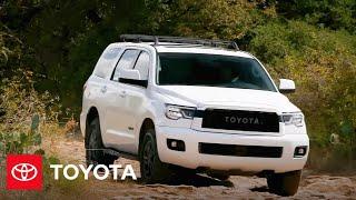 2021 Sequoia Overview   Specs \u0026 Features   Toyota