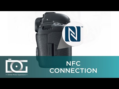 Canon 5D Mark IV: NFC Connection | Video Tutorial