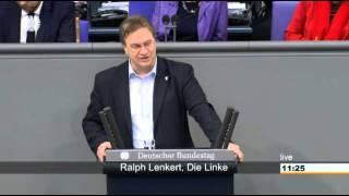 Ralph Lenkert, DIE LINKE: Windelweiche Formulierungen beim Wissenschaftszeitvertragsgesetz