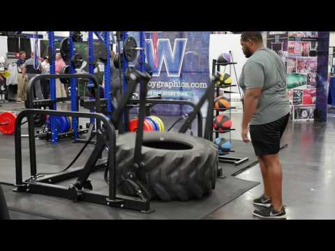 THSCA Convention 2017 - Promaxima Fitness Equipment