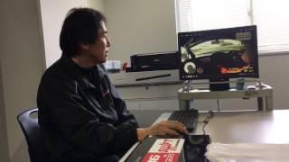 富士スピードウェイで86レーサーズ中級者のドライビングを竹内浩典が解析:2