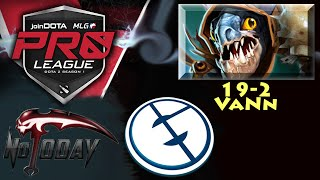 NoT Today vs. Evil Geniuses - JoinDota MLG Pro League - (VaNn)(Slark)