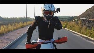KTM Exc 125 Six Days Movie