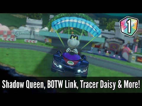 Get 15 Character Skins, 10 Course Skins & 5 Vehicle Skins - Mario Kart 8 Mod Showcase #1 [Wii U] Pictures
