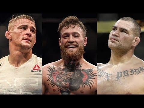 Конор МакГрегор ответил на вызов Дастина Порье, Кейн Веласкес о возвращении в UFC
