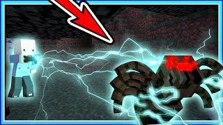 【Minecraft | 巨龍與魔獸】#18 終於學到高階魔法❗超級雷電射線🤣