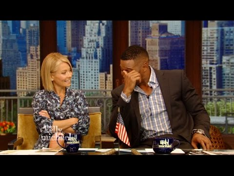 Michael Strahan Gets Emotional About Derek Jeter's Last Home Game