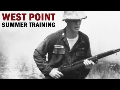 West Point Cadets' Summer Training | US Army Documentary | 1959