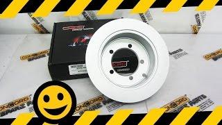 видео Замена передних тормозных колодок и диска Nissan Qashqai