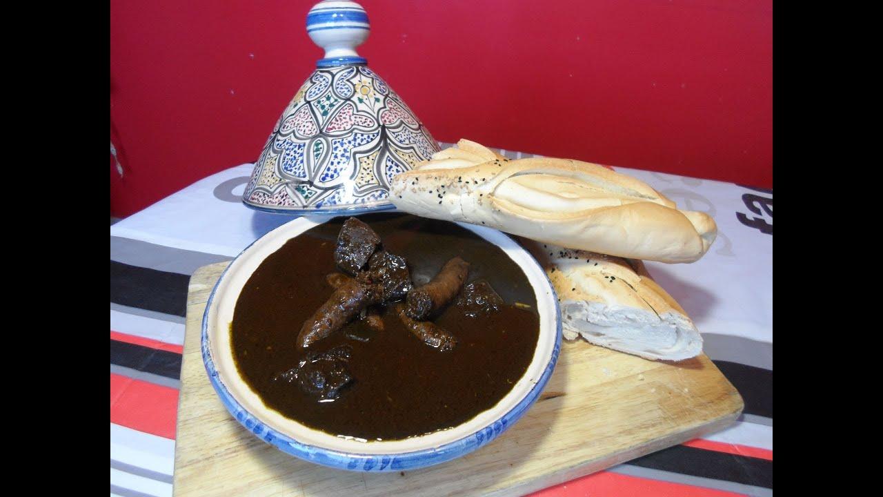Cuisine tunisienne la melokhya v2 0 youtube - Cuisine tunisienne mloukhia ...