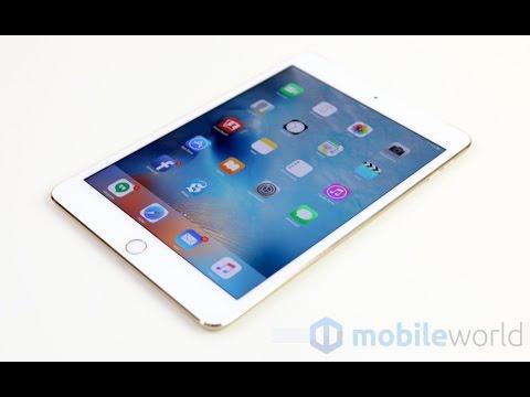 Apple iPad Mini 4, recensione in italiano