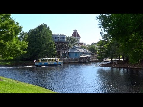 Port Orleans Riverside Resort Tour in 4K at Walt Disney World