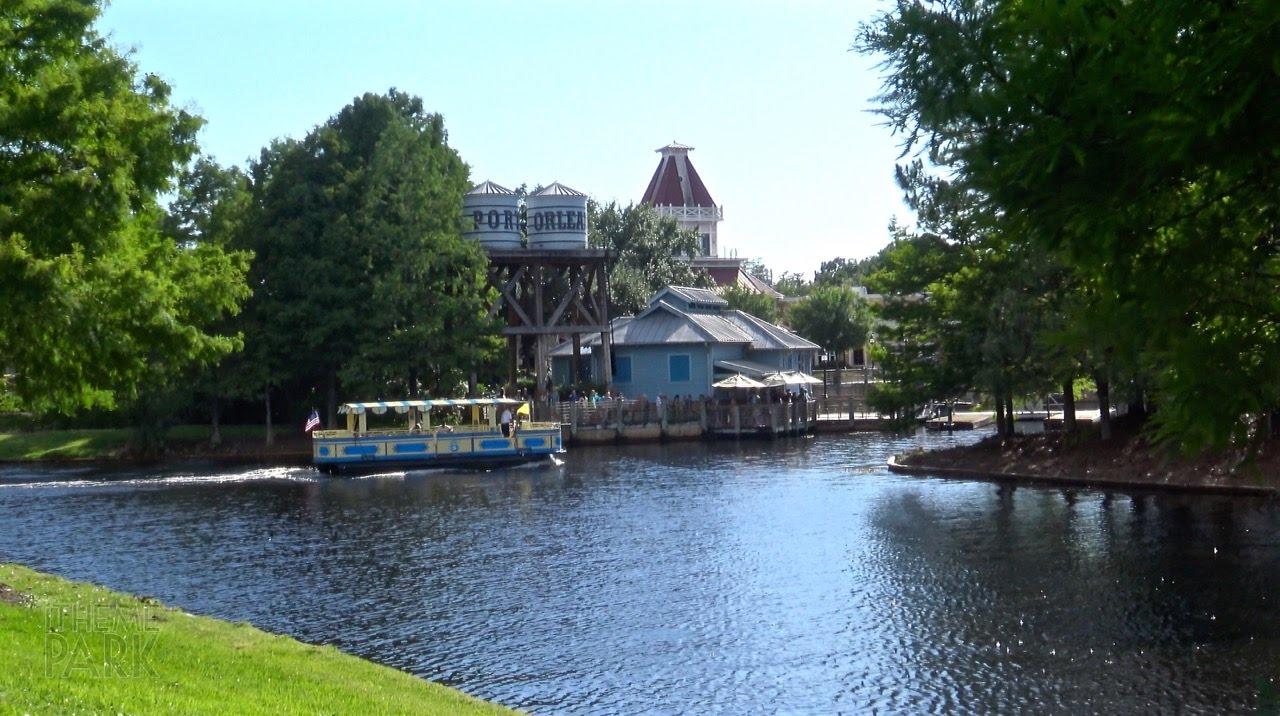 Port Orleans Riverside Tour