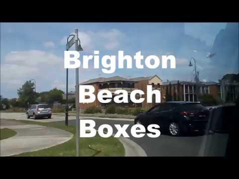 Brighton Beach Boxes ( Brighton Bathing Boxes )