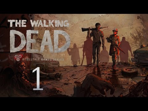 Cry Plays: The Walking Dead [S3] [Ep1] [P1]
