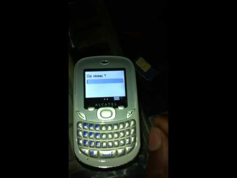 IMG_0804.MOV Alcatel OT 355