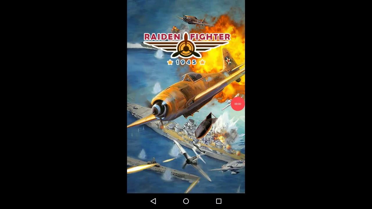 Raiden Fighter - Striker 1945 Air Attack | Android Gameplay