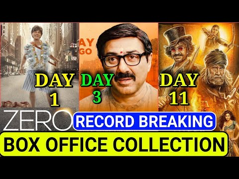 Mohalla Assi 3rd Day Box Office Collectionthugs Of Hindostan Total