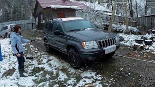 Честный Обзор JEEP Grand Cherokee WJ как Купить Автомобиль Автоподбор Обзор Джип...