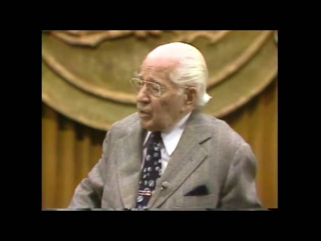 When Will God Save Mankind with Herbert W Armstrong