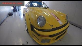 porsche 934 race car 930 turbo idling and revving sound autodromo di monza