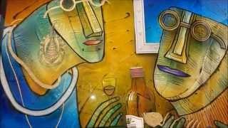 Деревня художников Эйн Ход .(Эйн Ход - уникальное место, рассположенное недалеко от Хайфы . Здесь проживают и творят художники, скульптор..., 2015-09-16T22:07:04.000Z)
