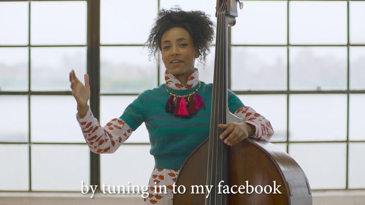 Esperanza Spalding Set To Record New Album On Facebook Live