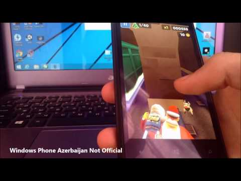 Windows Phone Subway Surfers Cheat etmək (Unlimited Money and Key)