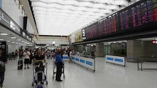 【Narita International Airport#3】Terminal 2 Guide#1/International Arrival Lobby