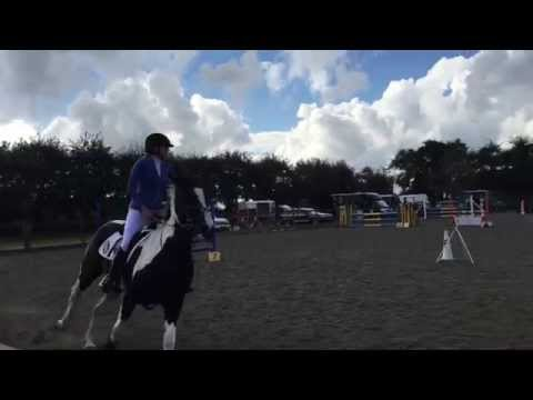 BS Guernsey Winter Rally - Pony Open 95cm Singlephase (Clear)