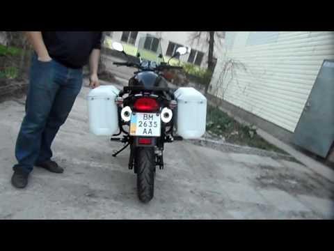 Кофры на мотоцикл своими руками 3