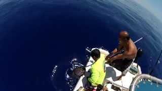 2015 ep 6 jon s first ahi yellowfin tuna 123 fishing hawaii gopro